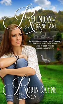 Reunion at Crane Lake by Robin Bayne