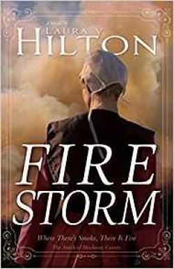 Fire Storm by Laura V. Hilton