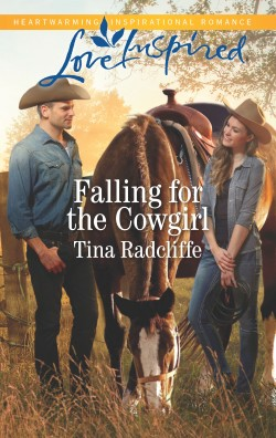 Falling for the Cowgirls by Tina Radcliffe  ~ ACFW Christian Fiction Cathe Swanson