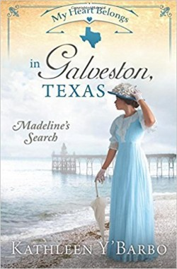 ACFW Christian Fiction - My Heart Belongs in Galveston, Texax