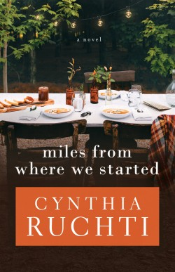 ACFW Christian FIction ~ Miles from Where we started Cynthia Ruchti
