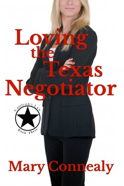 Loving the Texas Negotiator Mary Connealy ACFW Christian Fiction new releases September 2018