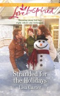 Stranded for the Holidays by Lisa Carter ACFW Christian FIction