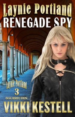 ACFW Christian Fiction Laynie Portland Renegade Spy by Vikki Kestell