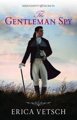 ACFW Christian Fiction ~ Erica Vetsch ~ The Gentleman Spy